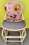 Стіл-стільчик для годування, фото 5
