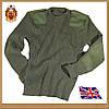 Свитер «Commando» (ОЛИВА, армия Британии)