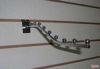 Кронштейн (флейта) в Экономпанель ( Экспопанель ) на 7 шаров. 32см