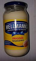 Майонез Хелманс Hellmans Оригинальный  650мл.