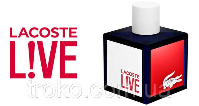 lacoste live от lacoste для мужчин