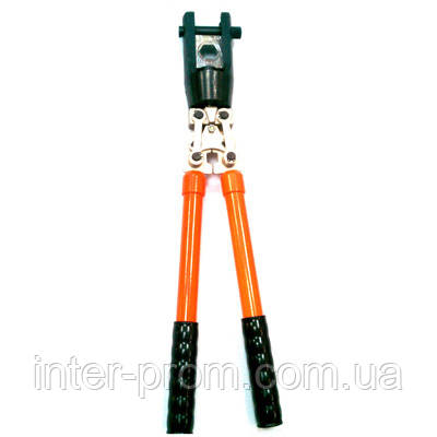 Механические пресс-клещи  ПК-240М для опрессовки кабельных наконечников и гильз, фото 2