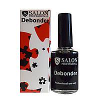 Дебондер Salon Professional,жидкость для снятия нарощенных ресниц