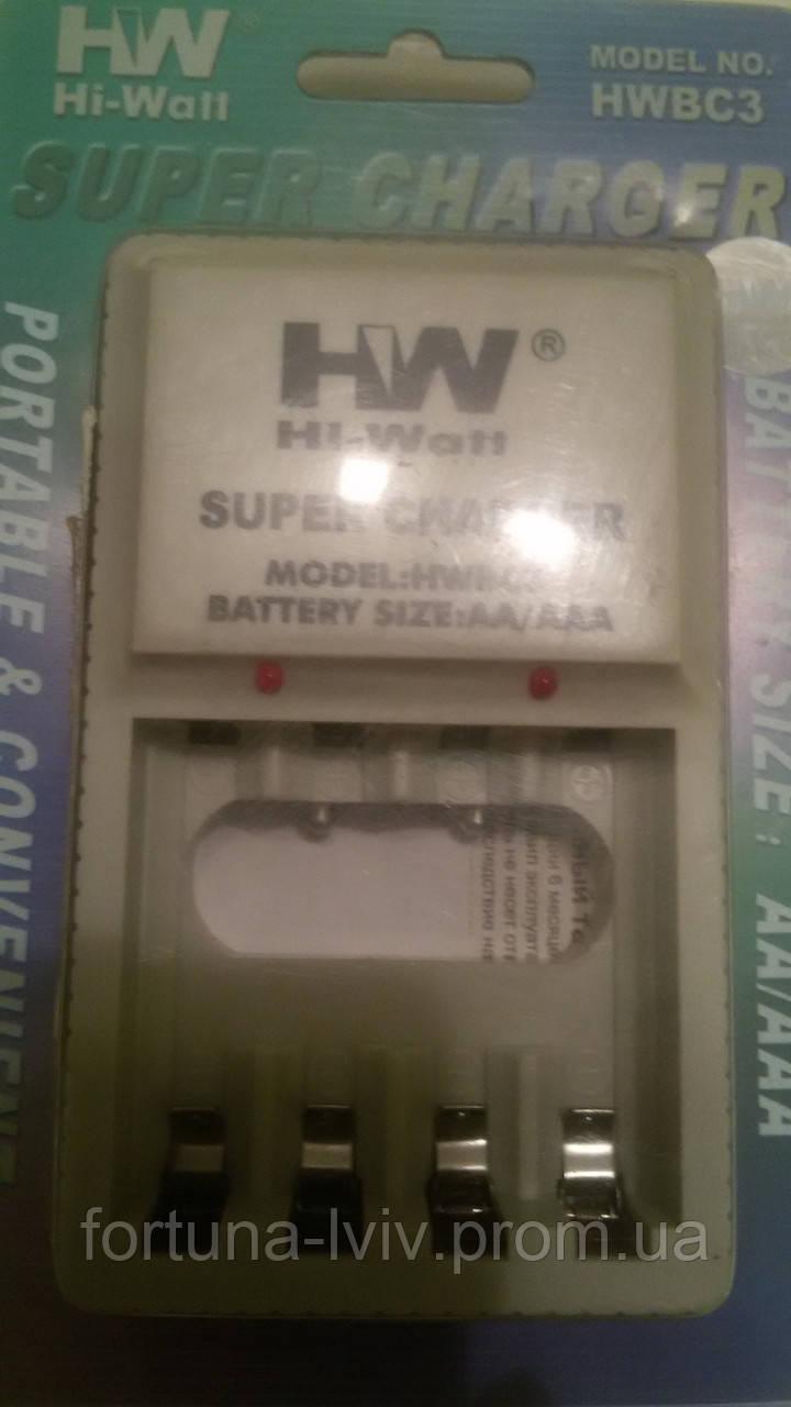 Зарядное устройство Hi-Watt BC 3