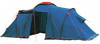 Палатка шестиместная двухслойная Castle 6 (Sol SLT-028.06)