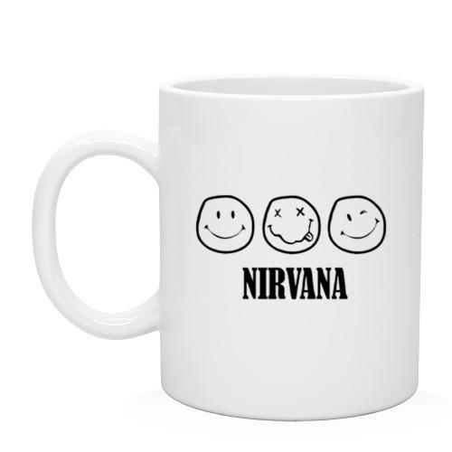 Кружка «Nirvana»
