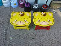 Складной табурет пластиковый (малый) Hello Kitty