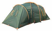 Палатка четырехместная двухслойная Totem Hurone (TTT-005.09)