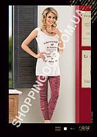 Женская пижама Anit 10136, костюм домашний с лосинами