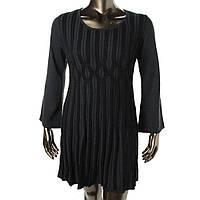 Платье вязанное . Размер 2X ( наш 56 - 58 )