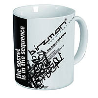Кружка Birzman керамическая 330мл, белая (BM10-AC-MUG-01-W)