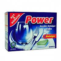 Таблетки для посудомоечных машин G&G Power 60 шт.