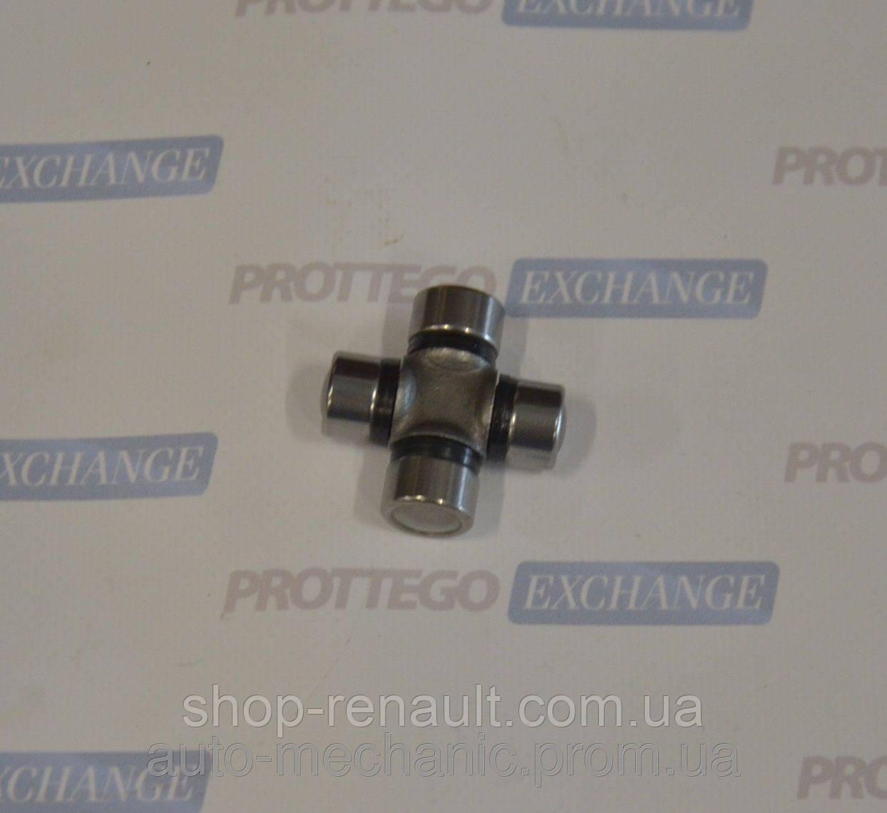 Хрестовина рульового кардана (15х16мм) Prottego Kangoo/Trafic/Opel Vivaro/Nissan Primastar 2006- >