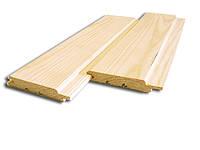 Вагонка деревянная (хвоя) категория А, фото 1