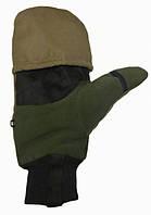 "Варежки (рукавицы) мужские Tramp Magnet (TRCA-004) S / 8"" / 20 см. Хаки"