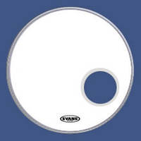 Пластик для бас-барабанов Evans BD18RGCW
