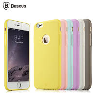 Baseus Shell Case iPhone 6 Yellow