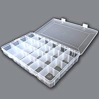 Коробка рыболовная универсальная 35,5х21,5х5 см Акрополис(Acropolis)КУ