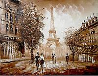 Набор алмазной вышивки Мгновения Парижа KLN 31 х 40 см (арт. FS032)