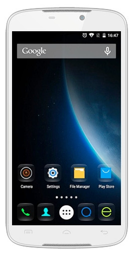 Doogee X6 1/8GB white