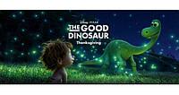 Хороший Динозавр игрушки по мультфильму.