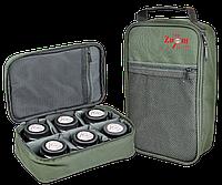 Термо-сумка для прикормки, дипов и ароматизаторов Carp Zoom Bait & Dip Bag
