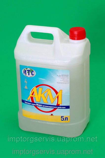 «АКМ» -   уникальный  регулятор роста растений. Он позволяет нивелировать последствия химического стресса, полученного растением.