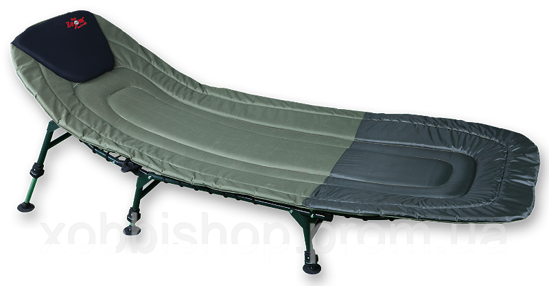 Раскладушка Carp Zoom Comfort Bedchair (CZ 0710) - XobbiShop в Одессе