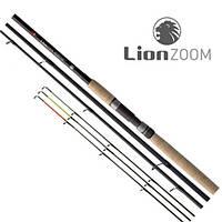 Фидерное удилище Carp Zoom LionZoom Feeder rod 390 cm, 50-100 g (CZ1718)