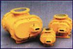 Счетчик газа роторный  РГК-Ех G65