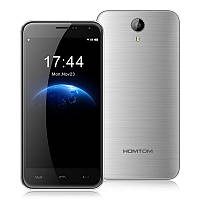 Смартфон Doogee HomTom HT3 (silver) 4 ядра