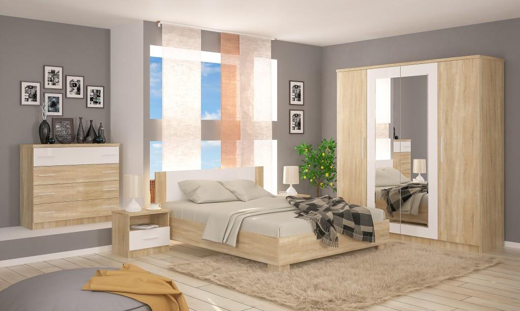 Спальня Маркос Мебель-Сервис