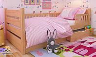 """Кровать детская подростковая от """"Wooden Boss"""" Карина Экстра (спальное место  80 см х 190/200 см)"""