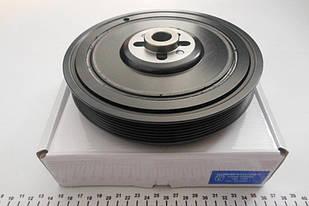 Шків коленвала демпферний VW Crafter 2.5 TURK 074105251T