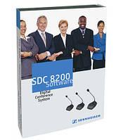 Лицензия на использования 8 языковых каналов переводчиками SDC-8200 Sennheiser SDC 8200 LL-8