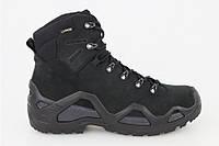 """Ботинки военные демисезонные """"Lowa Z-6S GTX"""" Black, фото 1"""