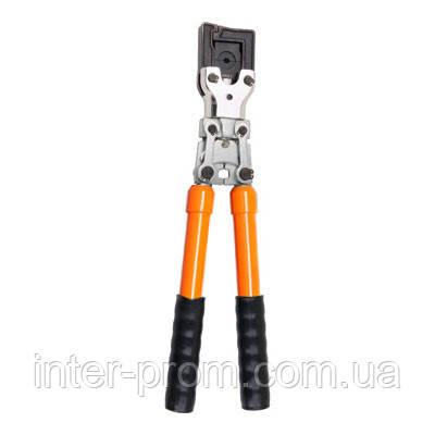 Механические пресс-клещи  ПК-150 для опрессовки кабельных наконечников и гильз, фото 2