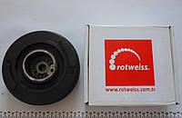Шкив дэмпферный коленвала VW Crafter 2.5 ROTWEISS RWS1079