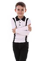 Детский школьный джемпер для мальчика 146 см