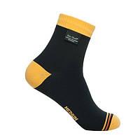 Водонепроницаемые носки Dexshell Ultralite Biking Vivid Yellow (DS642VL)