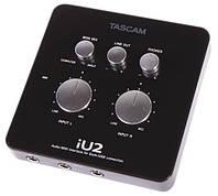 Аудио /MIDI интерфейс Tascam iU2