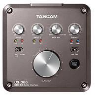 Аудио /MIDI интерфейс Tascam US-366