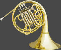 Валторн MEISTER HANS HOYER French Horns DOUBLE HORNS DK122 MS/ L