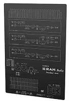 Встраиваемый усилитель RAM Audio Power Pack 704