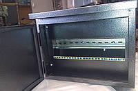 Щит учета ЩУГМ А-24 Н герметичный металлический на 24 автомата навесной с замком