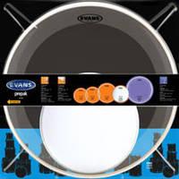 Репетиционный комплект для ударных инструментов Evans EPP-HP3B
