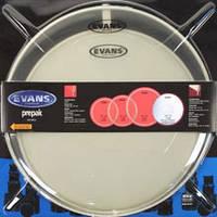 Репетиционный комплект для ударных инструментов Evans EPP-HP2A