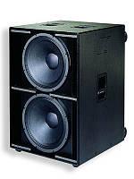 Сабвуфер D.A.S. Audio Compact 218 Sub 2K