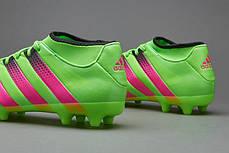 Бутсы Adidas ACE 16.3 Prime Mesh FG AQ2555 Адиас Асе (Оригинал), фото 2