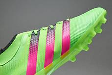 Бутсы Adidas ACE 16.3 Prime Mesh FG AQ2555 Адиас Асе (Оригинал), фото 3